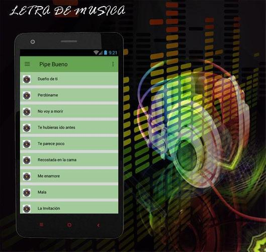 Musica Pipe Bueno Te Hubieras Ido Antes For Android Apk Download