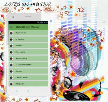 Rafael Orozco Musica poster
