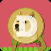 Dogecoin Run icon