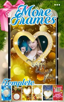 New Year Photo Frames HD poster