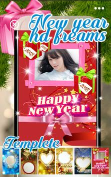 New Year Photo Frames HD screenshot 1