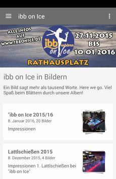 ibb on Ice poster
