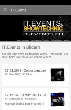 IT.Events poster