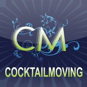 Cocktailmoving icon