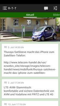 RICHTER-TELEFON-TECHNIK poster