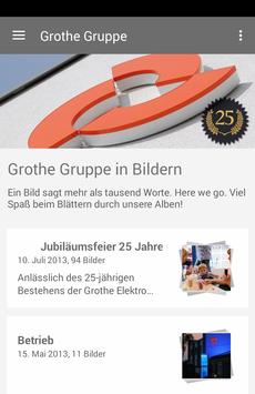Grothe Gruppe poster