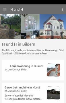 H & H Immobiliengesellschaft poster