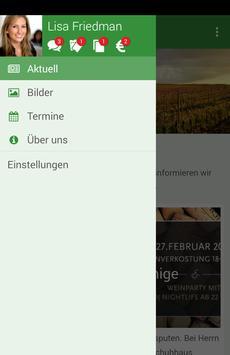 Weingut Kronenhof apk screenshot