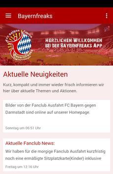 Bayernfreaks Hohentengen poster
