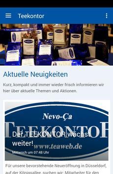 Teekontor Nevo-Ça poster
