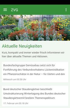Zentralverband Gartenbau e. V. poster