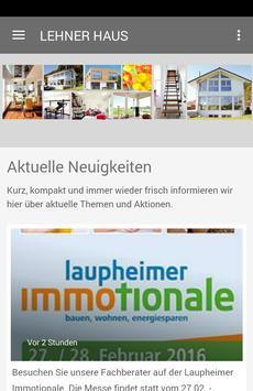 Lehner-Haus poster