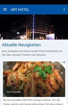 ART Hotel Ahlen poster