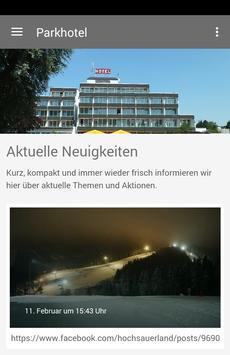 Kurparkhotel Olsberg poster