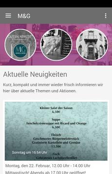 Messer & Gradel poster