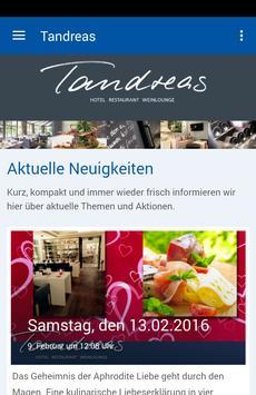 Tandreas Hotel & Restaurant poster