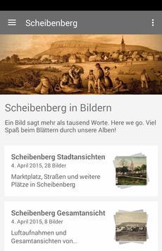 Scheibenberg poster