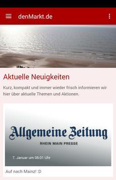 denMarkt.de poster