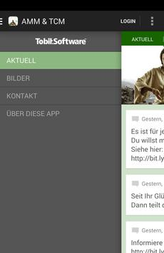 AMM & TCM GbR - gesund bleiben apk screenshot