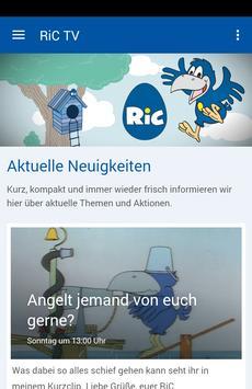 RiC TV poster