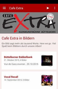 Cafe Extra Büttelborn poster