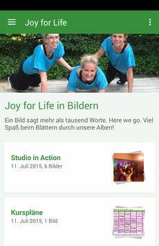 Joy for Life poster
