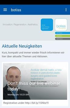 Botiss dental poster