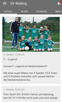 SV Wallinghausen screenshot 2