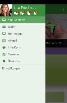 Sacura Vermittlung apk screenshot
