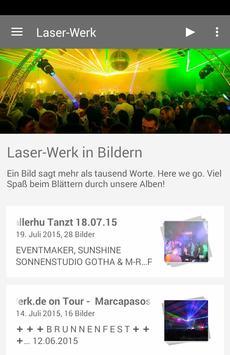 Laser-Werk.de Andreas Precht poster