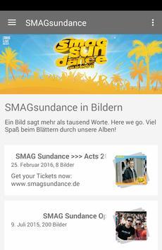 SMAG Sundance Openair-Festival poster