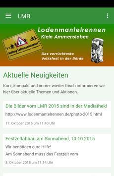 Lodenmantelrennen.de poster