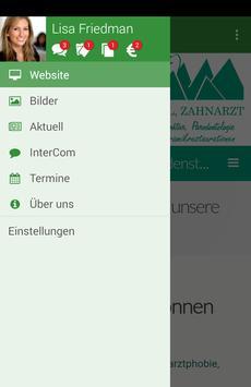Zahnarztpraxis Freudenstadt apk screenshot