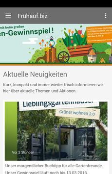 Buchhandlung Frühauf poster