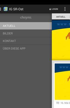 IG Straubing-Ost e.V. apk screenshot