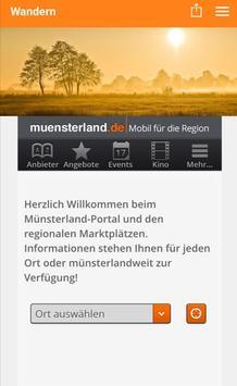 Wandern im Münsterland screenshot 1