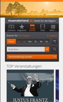 Wandern im Münsterland apk screenshot