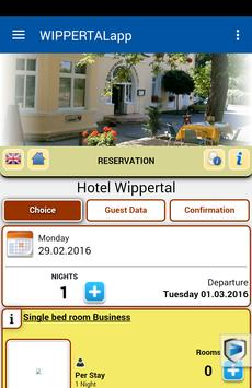Hotel Wippertal poster