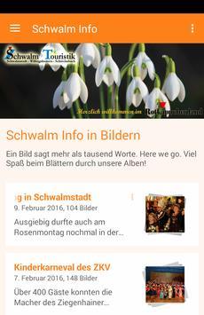 Schwalm - Touristik poster