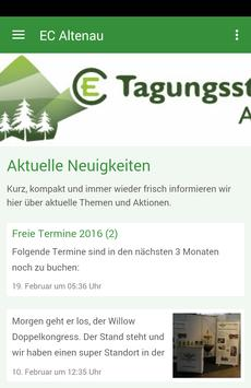 EC Altenau poster