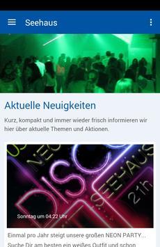 Tanzschule Schmitt-Seehaus poster
