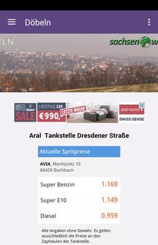 App Stadt Döbeln poster