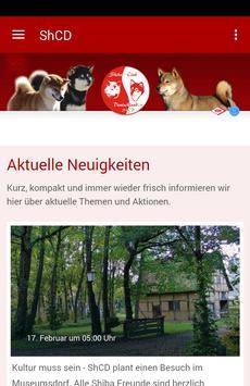 Shiba Club Deutschland e. V. poster