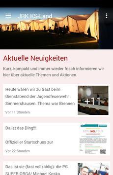JRK Kassel-Land poster
