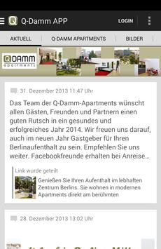 Q-Damm Apartments poster