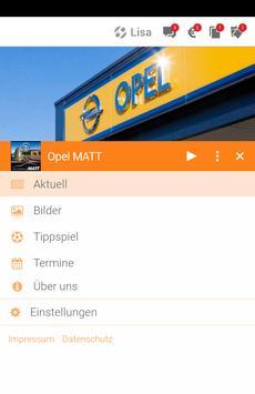 Opel Autohaus Matt GmbH Apolda apk screenshot