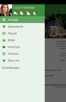 Wieseneck Restaurant & Pension apk screenshot