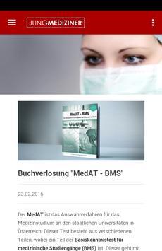 Jungmediziner in Österreich poster