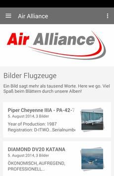 Air Alliance GmbH poster