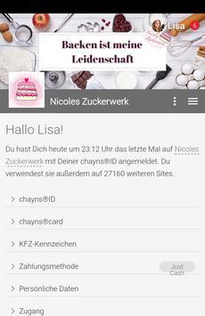 Nicoles Zuckerwerk poster